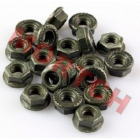 Variator Clutch Flywheel Nuts