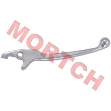 Polished Aluminum Scooter Brake Lever - Right