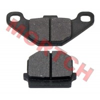 Pad for Disk Brake 85mm X 43mm