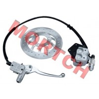 Falcon Front Brake System