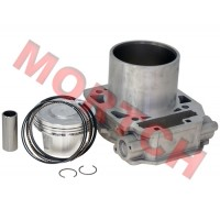 Front Cylinder Assy