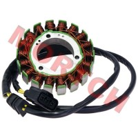 18 Pole Stator Coil Long Cable