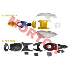 B12 ABS Parts