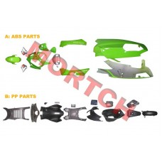 F3 ABS Parts