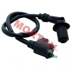 GY6 125cc/150cc Ignition Coil + Spark Plug Cap
