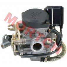 GY6 80cc YOU-ALL Carburetor Assy PD19 w/ Accelerator