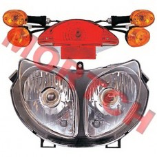 B09 Lights Assy