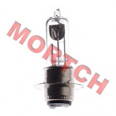12V 18W Headlight Bulb with Rim