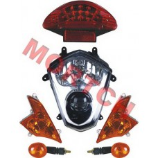 B12 Lights Assy