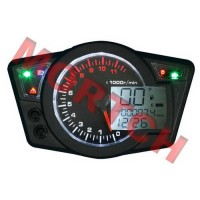 LED Speedometer - RACING